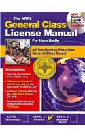 9780872598690: The ARRL General Class License Manual: For Ham Radio