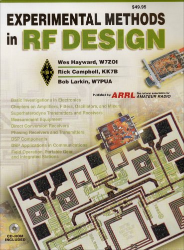 9780872598799: Experimental Methods in Rf Design (Radio Amateur's Library)
