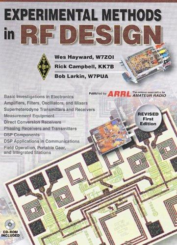 9780872599239: Experimental Methods in RF Design