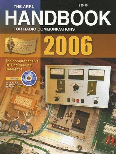 9780872599482: Arrl Handbook for Radio Communications 2006 (ARRL HANDBOOK FOR RADIO AMATEURS)