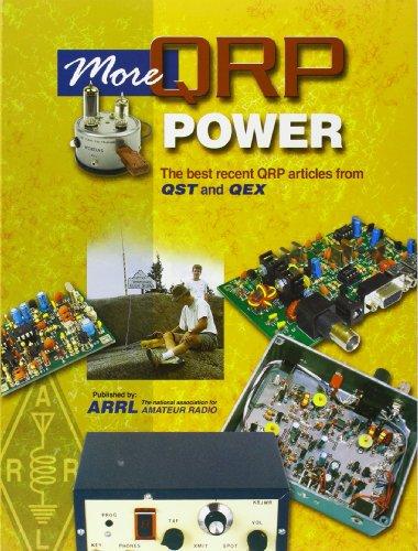 More Qrp Power (0872599655) by ARRL Inc.