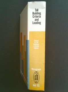 9780872622371: Tall Building Criteria and Loading: Vol CL (Monograph on Tall Buildings: Council on Tall Buildings & Urban Habitat)