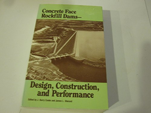 9780872625037: Concrete Face Rockfill Dams: Design, Construction, Performance