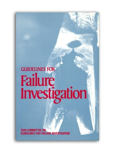 9780872627369: Guidelines for Failure Investigation