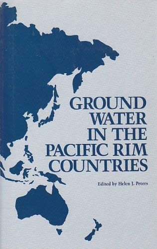 9780872628120: Ground Water in the Pacific Rim Countries