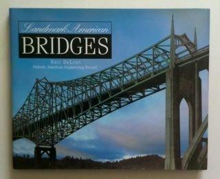 9780872628571: Landmark American Bridges (Asce Press)
