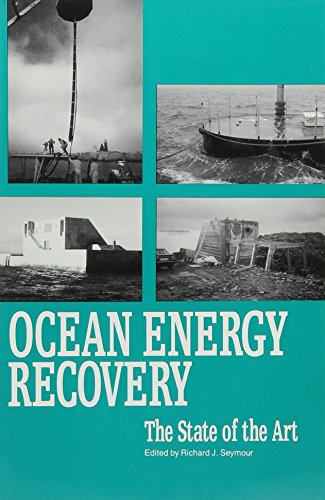 9780872628946: Ocean Energy Recovery: The State of the Art