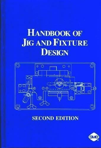 9780872633650: Handbook of Jig and Fixture Design