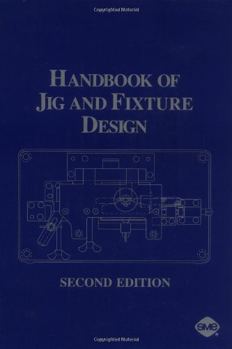 9780872633650: Handbook of Jig and Fixture Design
