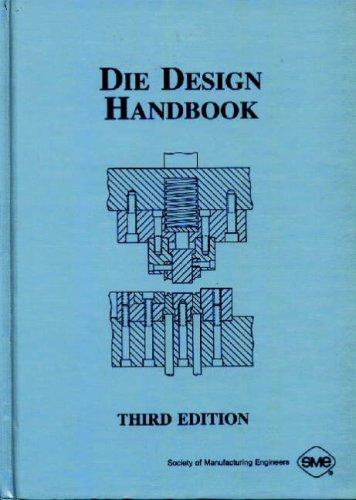 9780872633759: Die Design Handbook