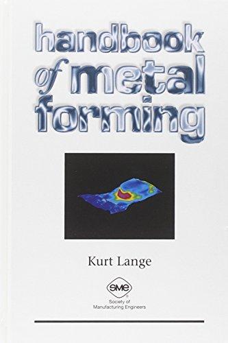 9780872634572: Handbook of Metal Forming