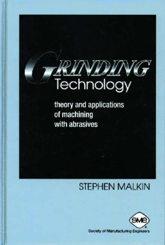9780872634800: Grinding Technology: Theory and Applications of Machining with Abrasives