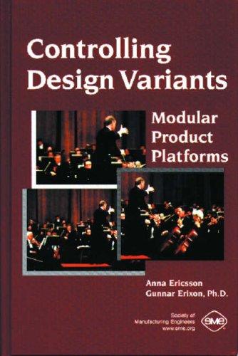 9780872635142: Controlling Design Variants: Modular Product Platforms