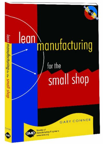 9780872635203: Lean Manufacturing for the Small Shop