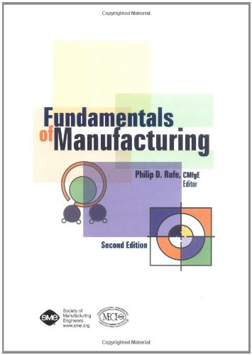 9780872635241: Fundamentals of Manufacturing 2nd Edition