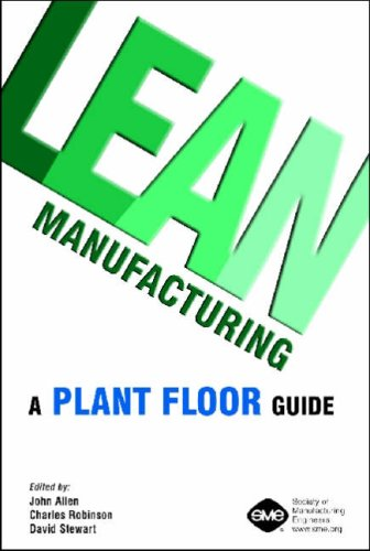 9780872635258: Lean Manufacturing: A Plant Floor Guide