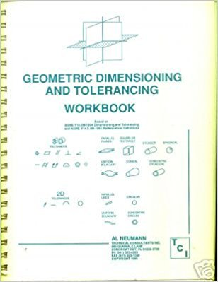 9780872636460: Geometric Dimensioning and Tolerancing Workbook