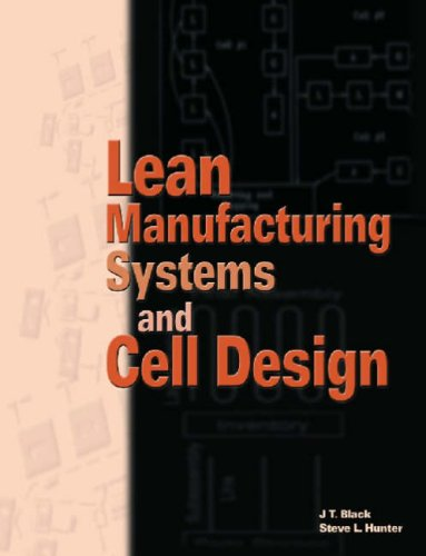 9780872636477: Lean Manufacturing Systems and Cell Design