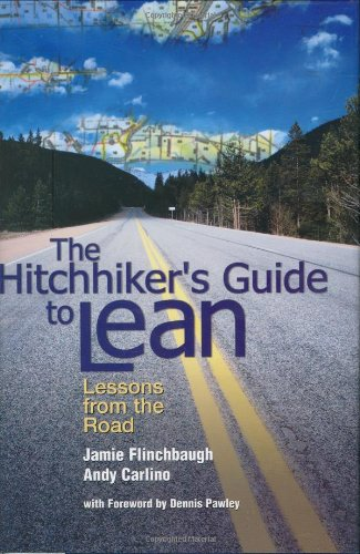 9780872638310: The Hitchhiker's Guide to Lean: Lessons from the Road