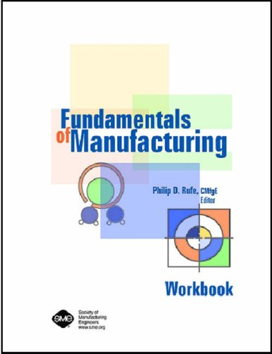 9780872638457: Fundamentals of Manufacturing Workbook