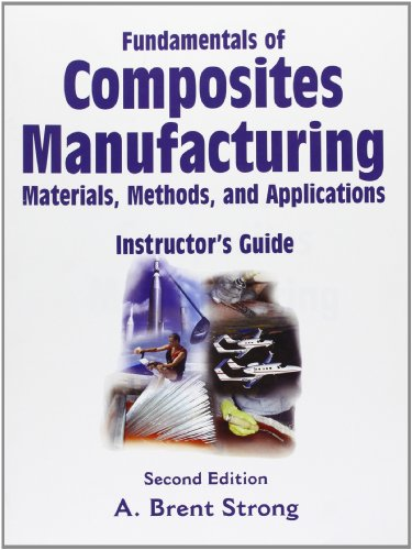 9780872638594: Fundamentals of Composites Manufacturing: Instructors Guide