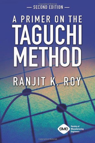 9780872638648: A Primer on the Taguchi Method, 2nd edition
