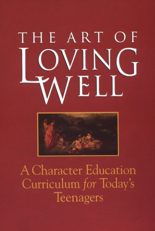 The Art of Loving Well: A Character: Loving Well Project