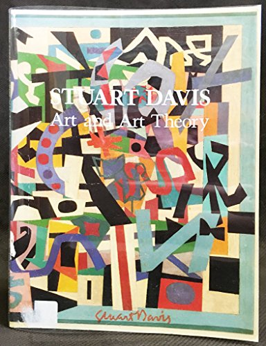 Stuart Davis. Art and Art Theory: Lane, John R.