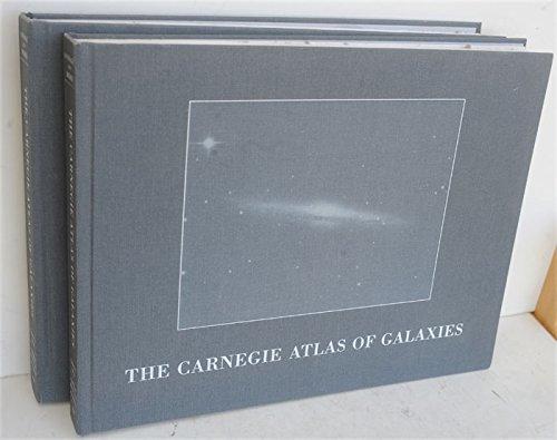 9780872796676: The Carnegie Atlas of Galaxies (2 Volume Set)