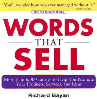 9780872801509: Words That Sell