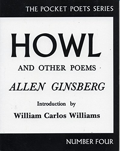 9780872860179: Howl And Other Poems (City Lights Pocket Poets Series)