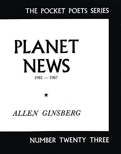 9780872860209: Planet News: 1961-1967 (Pocket Poets Series)