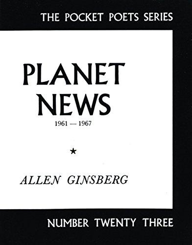 9780872860209: Planet News: 1961-1967 (City Lights Pocket Poets Series)