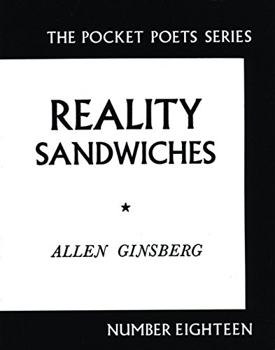 9780872860216: Reality Sandwiches: 1953-1960 (City Lights Pocket Poets Series)