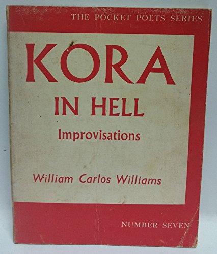 9780872860537: Kora in Hell: Improvisations