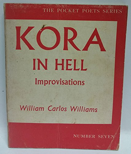 9780872860537: Kora in Hell: Improvisations