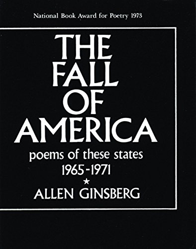 9780872860636: The Fall of America: Poems of These States, 1965-1971