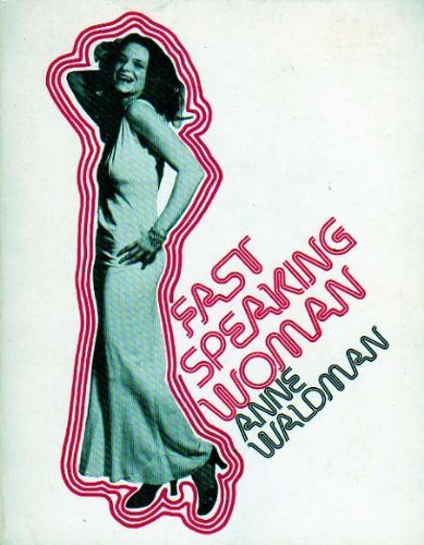 9780872860810: Fast Speaking Woman (Pocket Poets Series, No. 33)