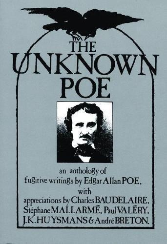 The Unknown Poe (Paperback): Edgar Allan Poe