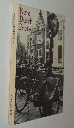 Nine Dutch Poets (Pocket Poets Series): Ferlinghetti, Lawrence; Rollins, Scott (editors)