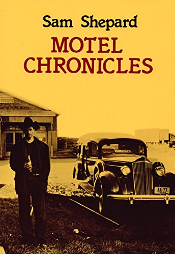 9780872861435: Motel Chronicles
