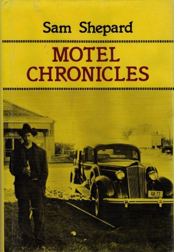 9780872861442: Motel chronicles