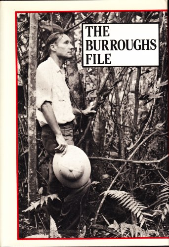 9780872861589: The Burroughs File
