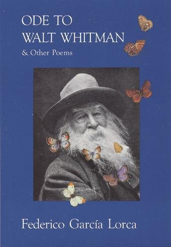 9780872862128: Ode to Walt Whitman (Spanish Edition)