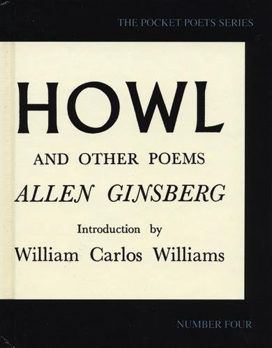 Howl and Other Poems (City Lights Pocket: Ginsberg, Allen