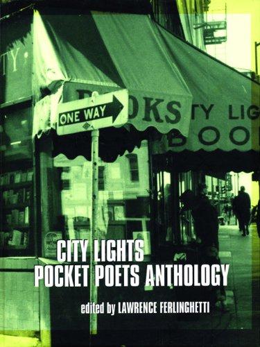 City Lights Pocket Poets Anthology: Ferlinghetti (Ed.) Lawrence