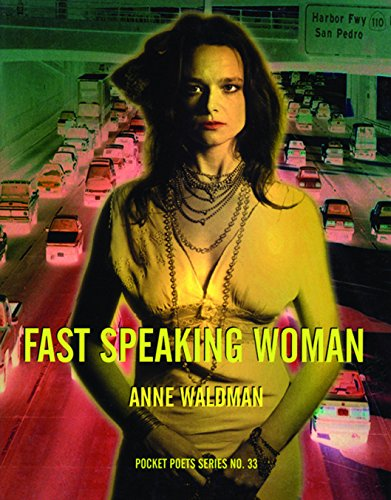 9780872863163: Fast Speaking Woman: Chants and Essays (City Lights Pocket Poets Series)