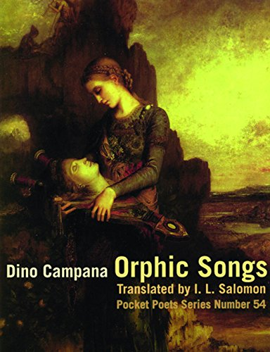 9780872863408: Orphic Songs (City Lights Pocket Poets Series) (Italian Edition)