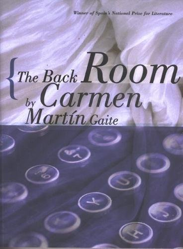 9780872863712: The Back Room