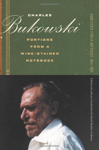 9780872864962: Portions from a Wine-Stained Notebook: Uncollected Stories and Essays, 1944-1990